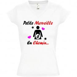 Tee shirt petite merveille...