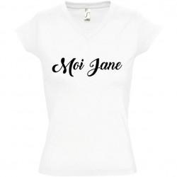 Tee shirt femme pour couple...