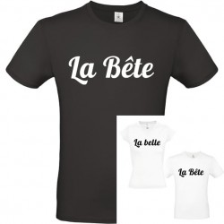 Tee shirt homme pour couple...