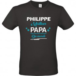 Tee shirt Meilleur Papa du...