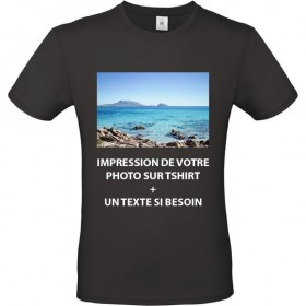 T shirt personnalisé avec...
