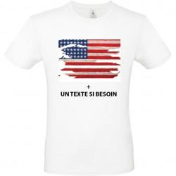 Tee shirt Américain vintage...