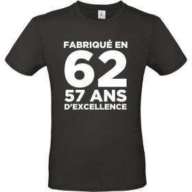 T shirt Anniversaire...