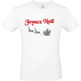 T shirt moche Noel Traineau...
