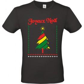 T shirt moche de Noel...