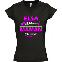 Tee shirt Meilleure Maman...