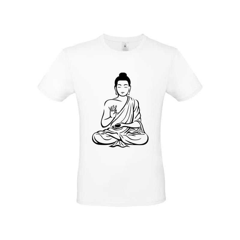 Tee shirt Bouddha