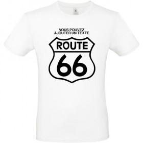 Tee shirt route 66...