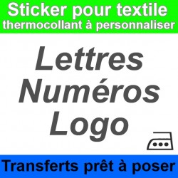 Stickers Transferts pour...