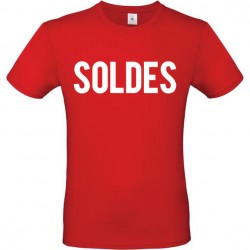 tee shirt marquage SOLDES