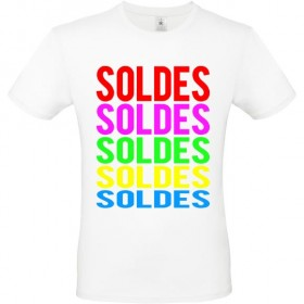 Tee shirt marquage SOLDES...